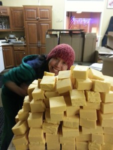 Mountain of Cheese